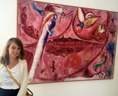 The day I re-discovered Chagall