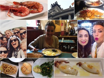 When in Madrid… Eat! Eat! Eat!