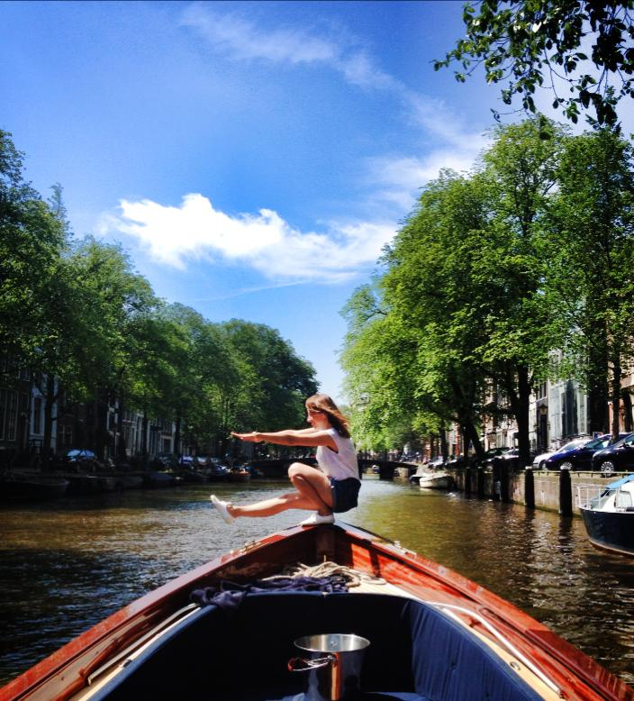 Amsterdam on a sunny day – top 5 things to do