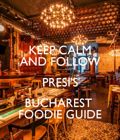 A quick Bucharest foodie guide